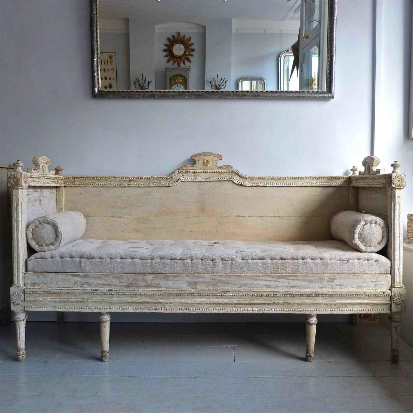 Swedish Gustavian Sofa Trendfirst