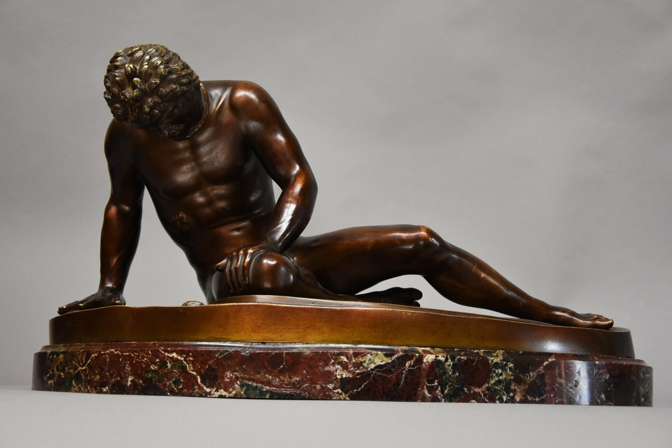 Large bronze 'Dying Gaul' | TrendFirst
