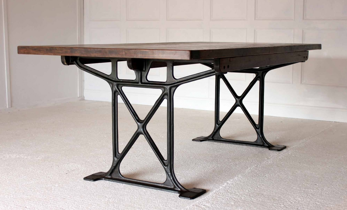 Large Kitchen Table Size