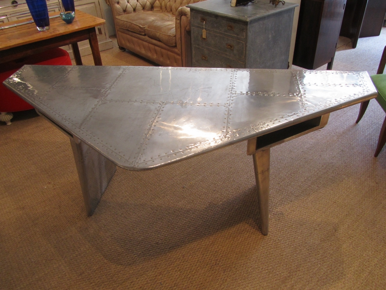 Airplane Wing Desk · Airplane Wing Desk ...