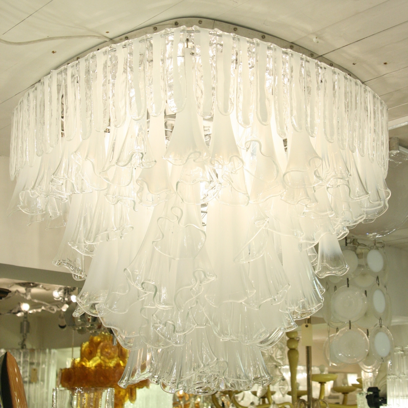 shaped ceiling light trendfirst