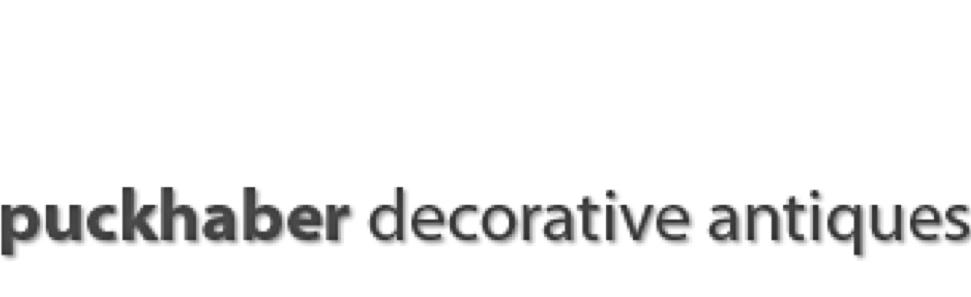 Puckhaber Decorative Antiques