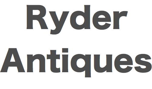 Ryder Antiques