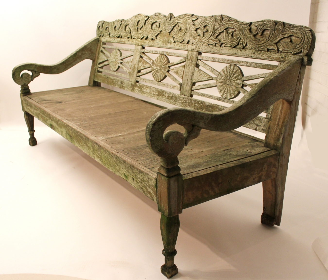 Outstanding Anglo Indian Garden Bench Trendfirst Machost Co Dining Chair Design Ideas Machostcouk