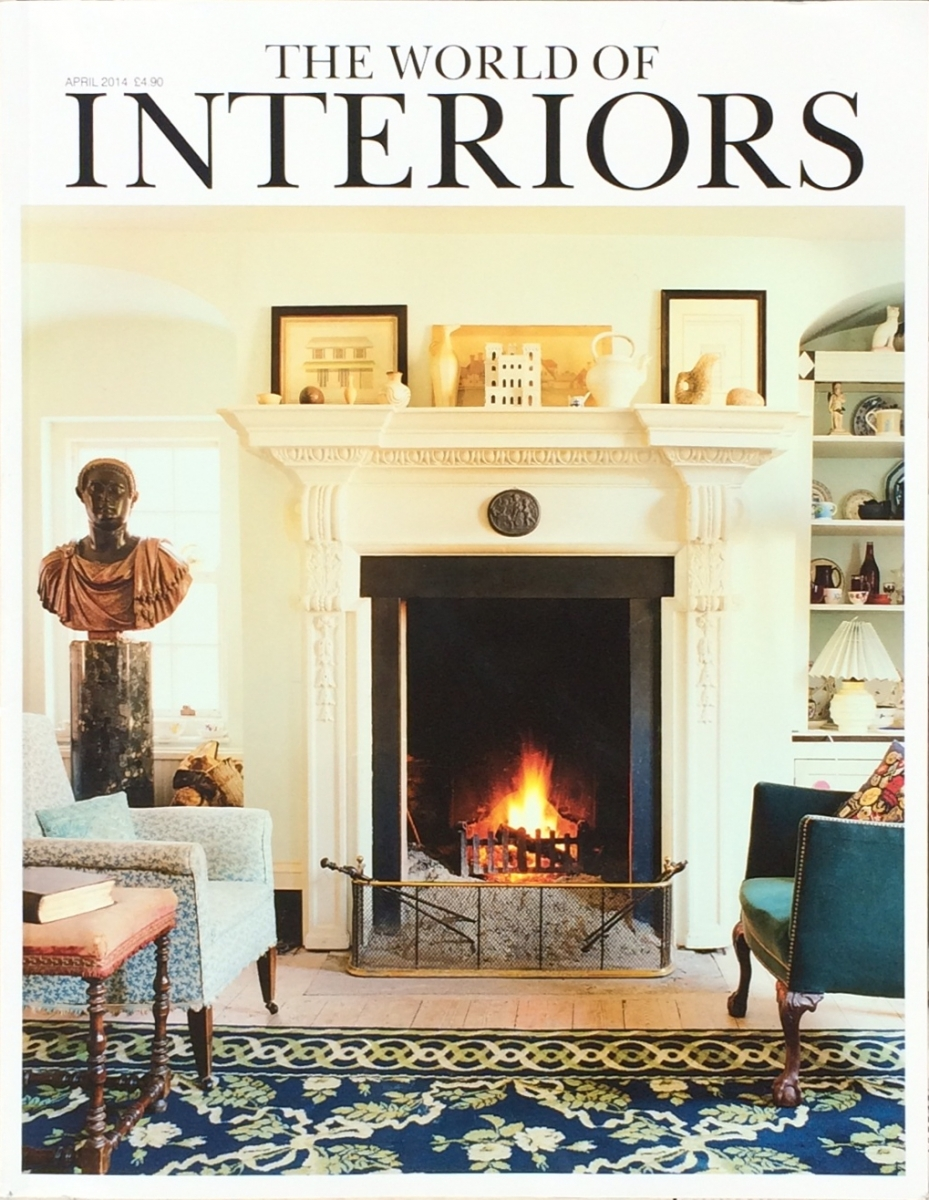 World of Interior TrendFirst Ad