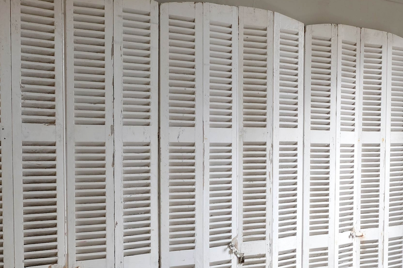 French Louvered Shutters Trendfirst