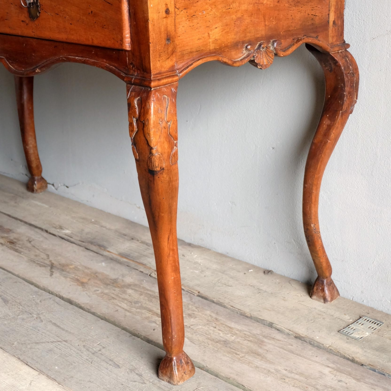 ... Antique Cherry Wood Desk - Antique Cherry Wood Desk TrendFirst