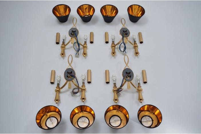 Sciolari wall lights
