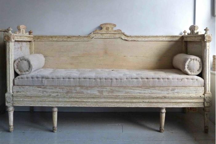 Swedish Gustavian Sofa