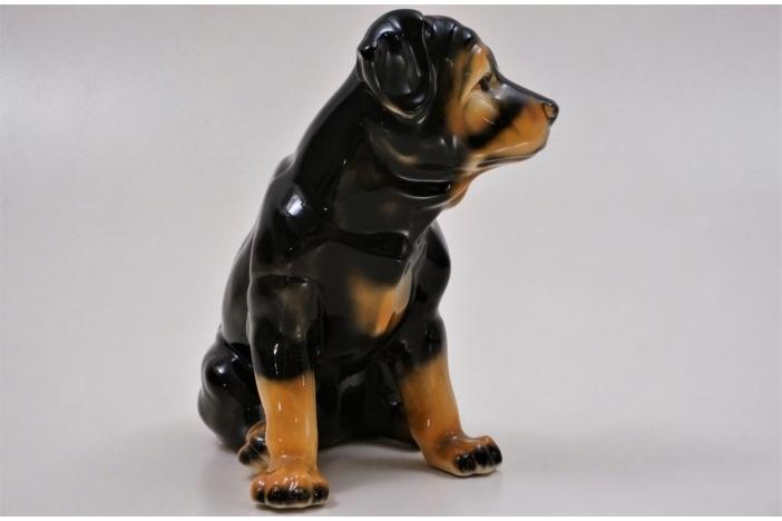 Lifesize Ceramic Dog