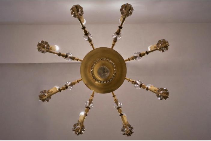 Maison Bagues chandelier
