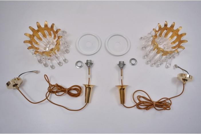 Ernst Palme pendants