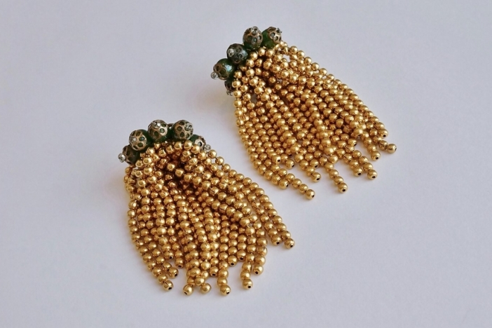 1950's earrings