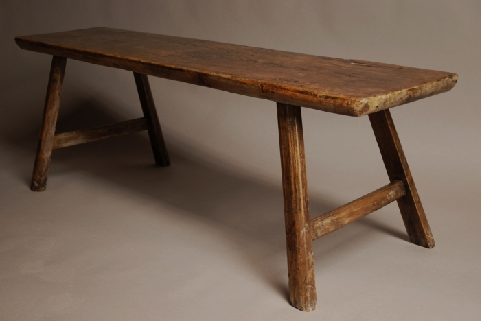 Elm Chinese bench