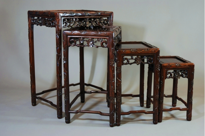 Nest of Chinese tables