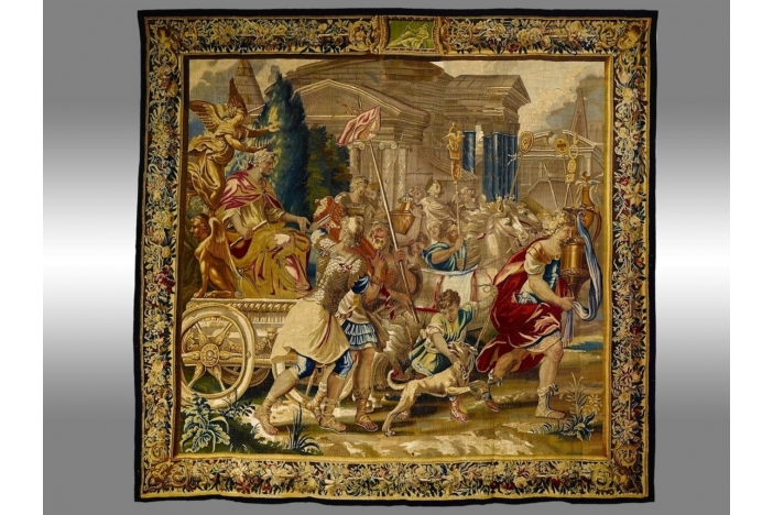 Brussels Tapestry 17th Century