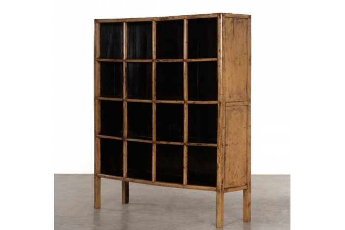 "Bookcase, ""light mocha"""