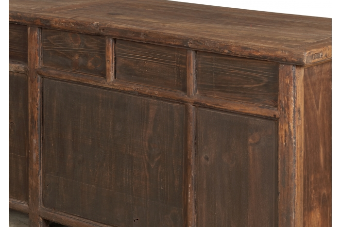 Large free-standing sideboard