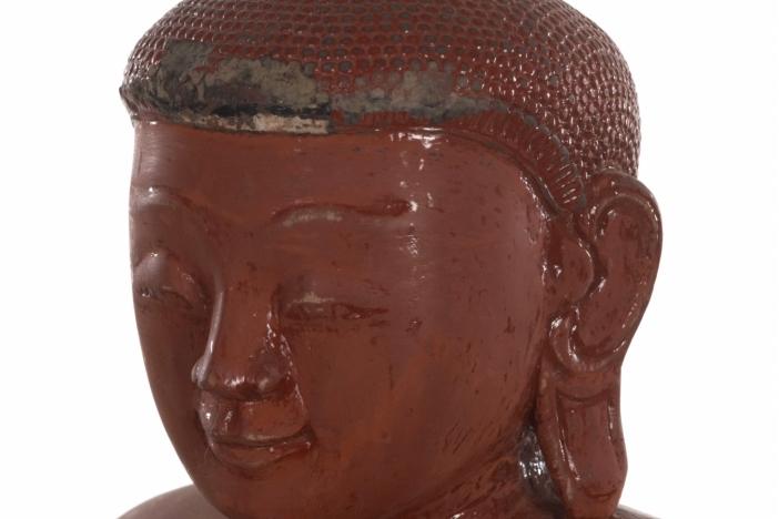 Buddha from Burma