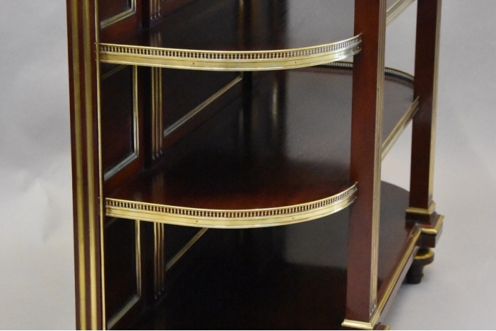 French Empire etagere