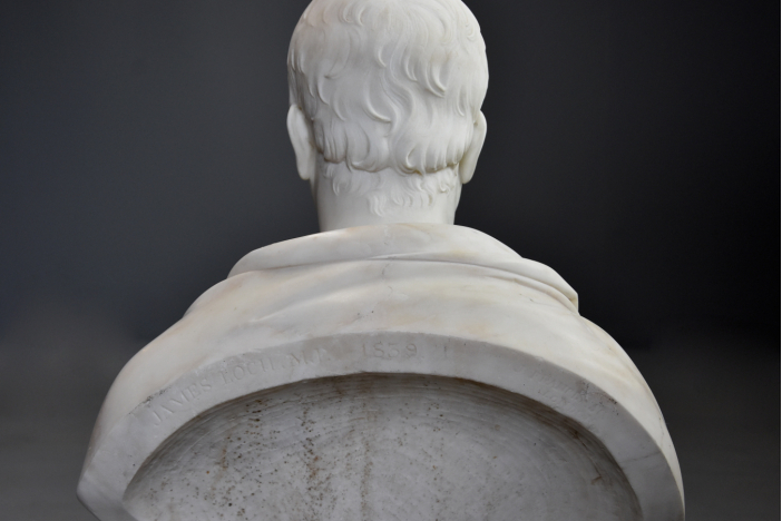 Large fine quality marble bust