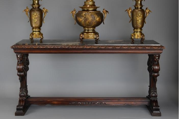 Renaissance style centre table