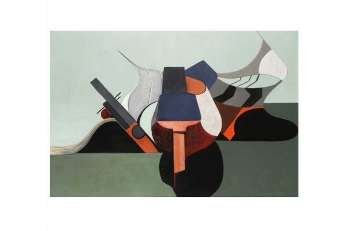 Danièle Perré painting.