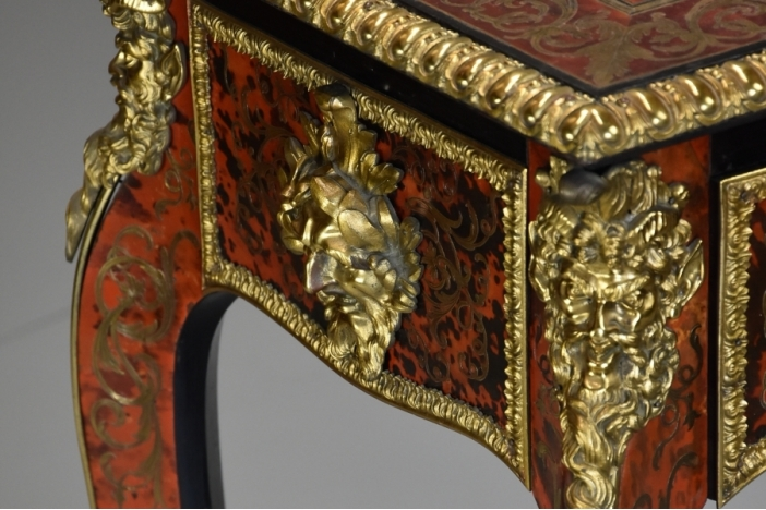 English 'Boulle' table