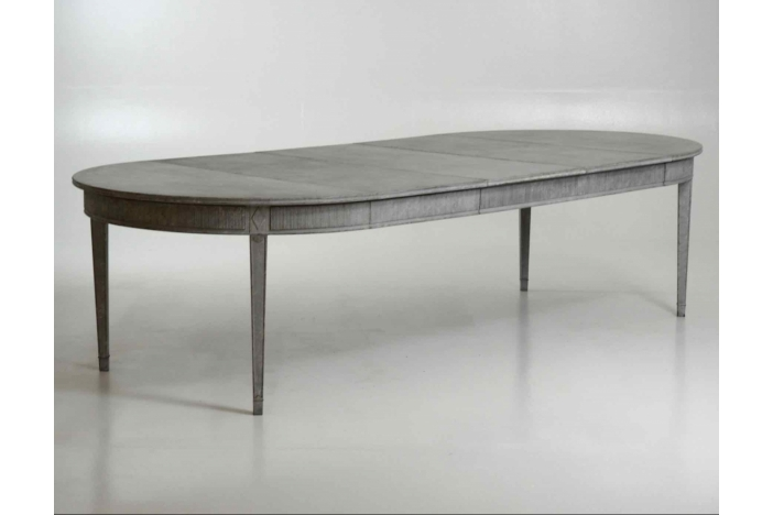 Swedish extension table.