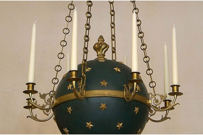 Empire Chandelier Ceiling