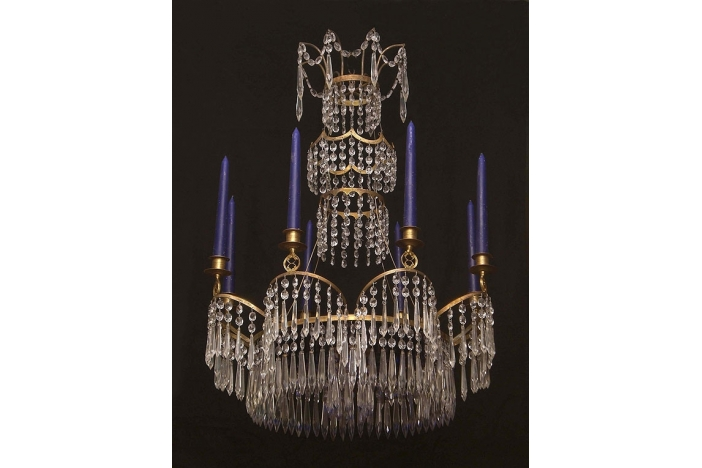 Swedish chandelier