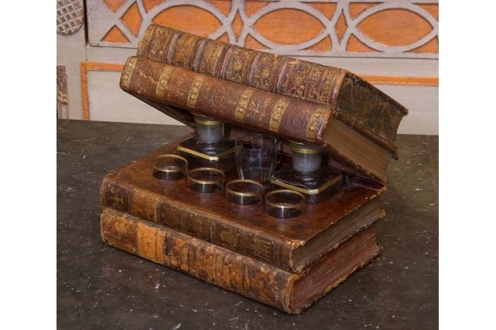 Hidden Bar Book
