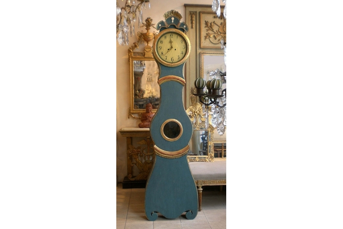 Swedish Longcase Clock