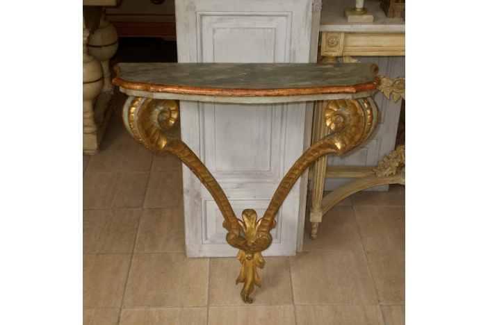 Baroque Wall-Console