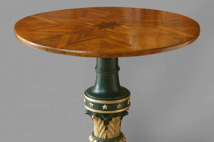 French Empire Centre Table