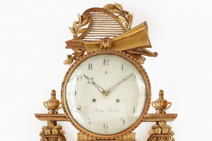 Swedish Cartel Clock