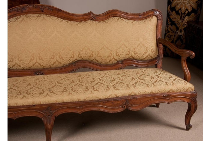 A Large Genoese Sofa