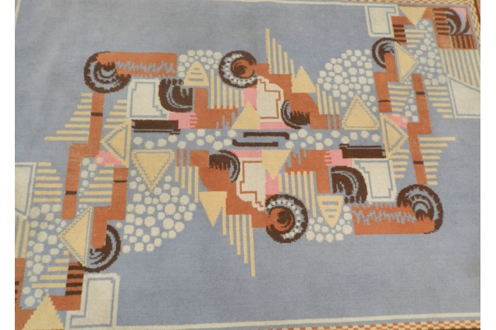 1930 Art Deco carpet