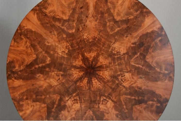 William IVth mahogany table