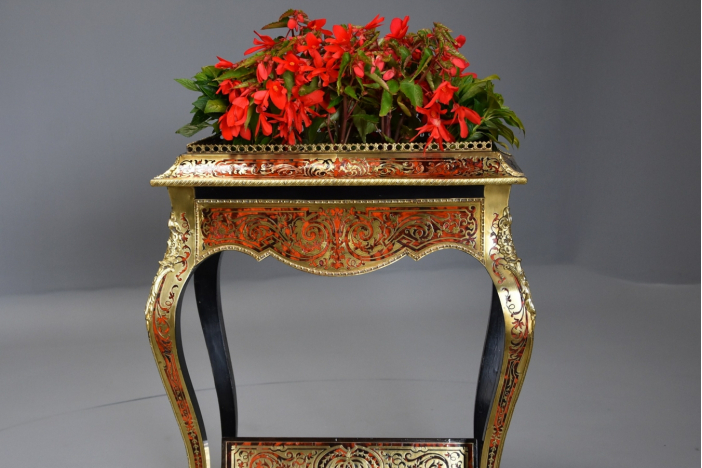 French boulle jardiniere
