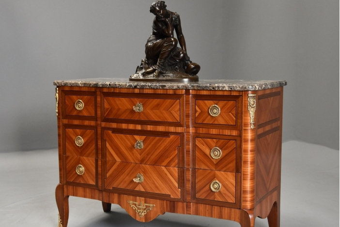 Louis XVI style commode