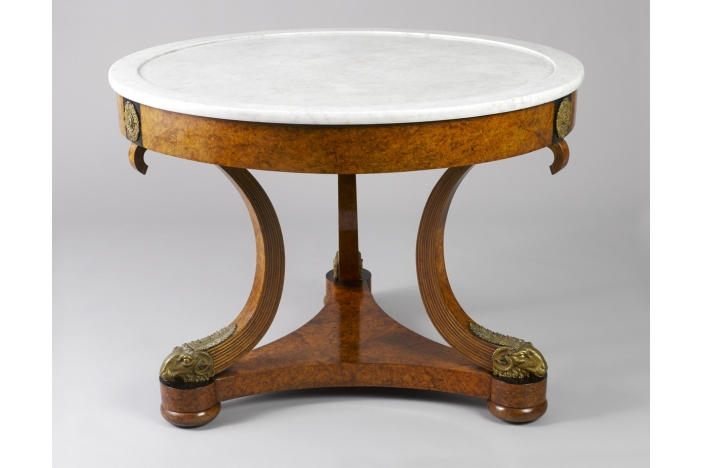 Center Table, Early 19th C