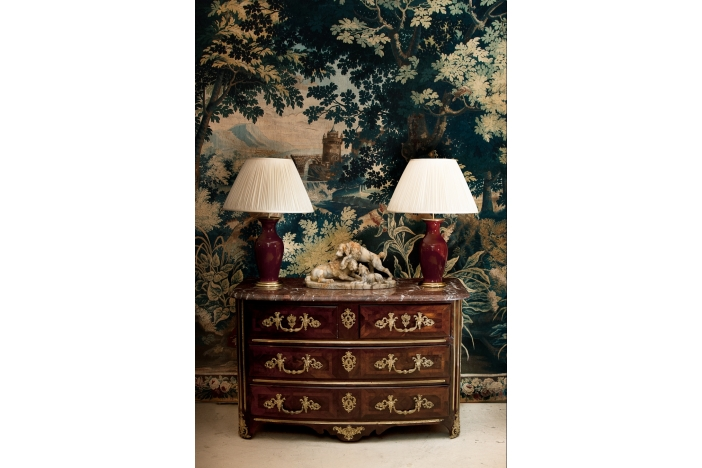 Rosewood Regence Commode