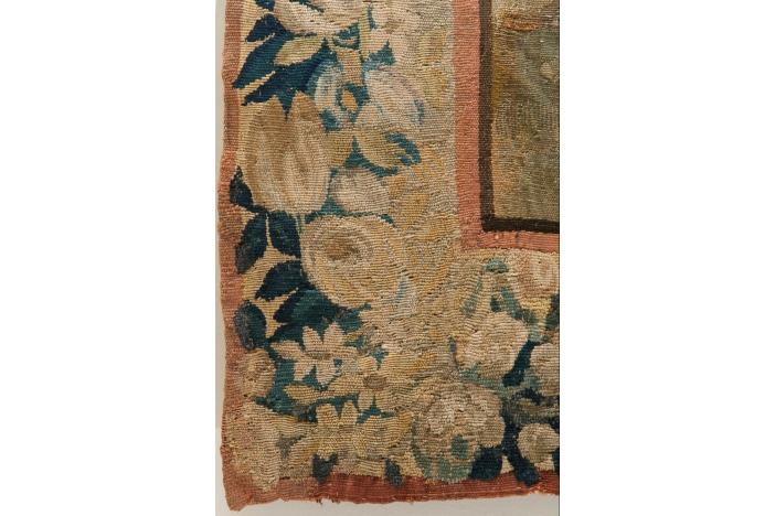 17th Century Verdure Tapestry