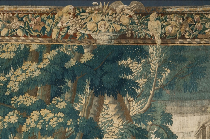 Baroque Mythological Tapestry