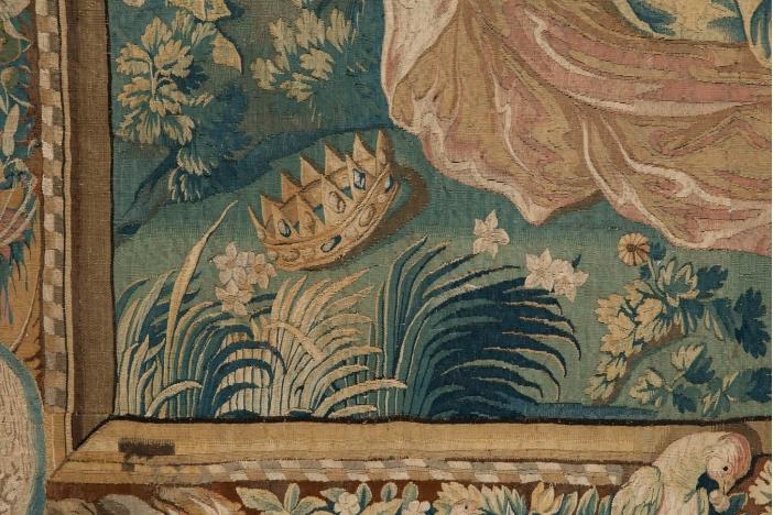 Baroque Mythological Tapestry