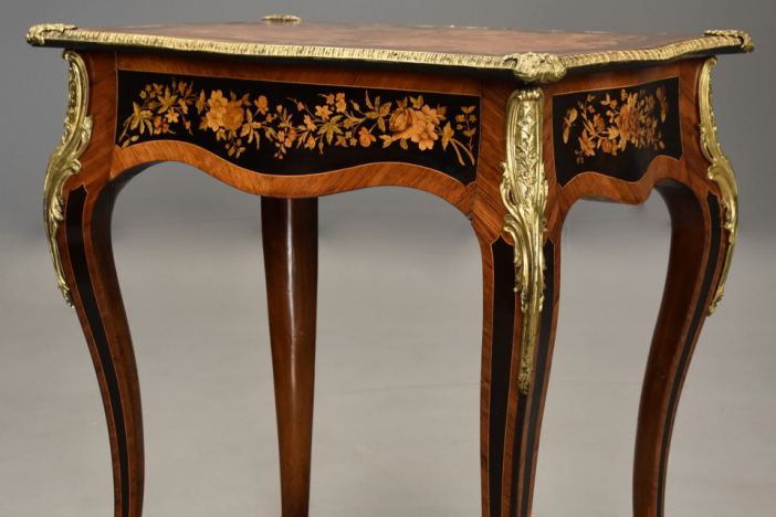 French style centre table