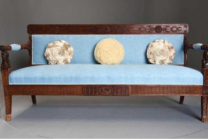 18thc rare Italian sofa