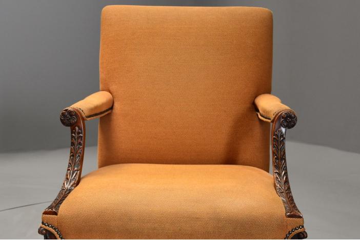 Georgian style armchair