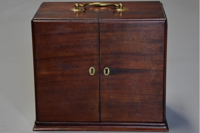 19thc apothecary cabinet